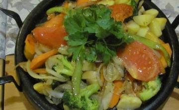 Зеленчуков сач