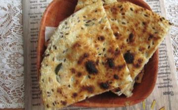 Хлебче със семена