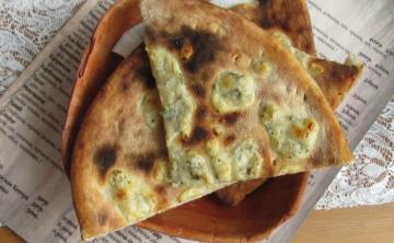 Хлебче с рокфор